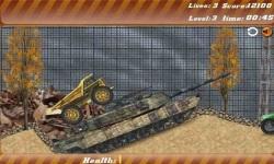 Crazy Truck Racing Hd screenshot 3/4