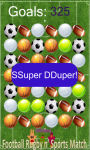 football rugby and sports match mania game free screenshot 3/5
