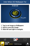 Inter Milan HD Wallpaper for Android screenshot 4/5
