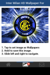 Inter Milan HD Wallpaper for Android screenshot 5/5