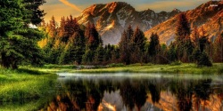 Mountain 3D HD Wallpaper Free screenshot 3/6