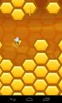 Flappy Bee Free screenshot 3/6