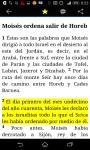 Spanish Bible - Santa Biblia screenshot 2/3
