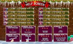 Free Hidden Object Game - Golden Christmas screenshot 4/4