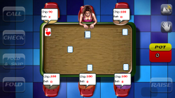 Texas Poker King screenshot 3/4