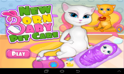 New Born Baby Pet Care screenshot 1/6