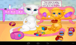 New Born Baby Pet Care screenshot 2/6