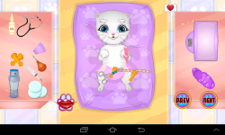 New Born Baby Pet Care screenshot 4/6