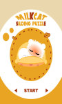 Milkcat Sliding Puzzle Free screenshot 1/4