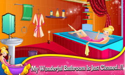 Princess Clean Bathroom screenshot 3/3