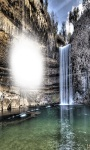 Waterfall Frames Waterfall Live Wallpaper screenshot 3/5