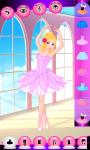 Ballerina Girls Dress Up Games screenshot 3/6