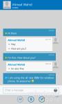 Windows Live Messenger App screenshot 4/6
