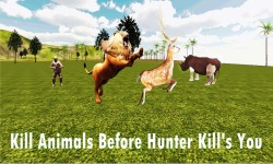 War of Jungle King : Lion Sim screenshot 1/4