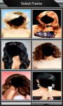 Hairstyle Changer For Woman screenshot 2/6