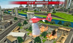 Fire Helicopter Rescue 2016 screenshot 2/3