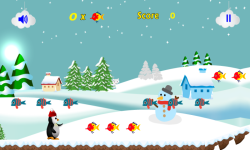 Penguin Run 2d screenshot 2/5