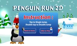 Penguin Run 2d screenshot 3/5