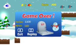 Penguin Run 2d screenshot 4/5