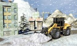 Hill Climb SnowPlow Simulator screenshot 1/4