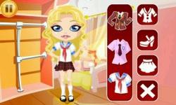 SchoolDressUp screenshot 1/4