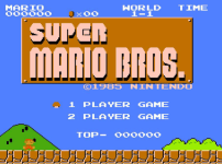 Super Mario Bros full version screenshot 1/3