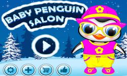 Baby Penguin Salon screenshot 1/5