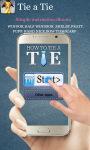 How To Tie a Tie 2 screenshot 2/4
