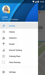 Runtastic Running PRO extra screenshot 2/6