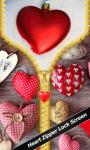 Heart Zipper Lock Screen Best screenshot 1/6
