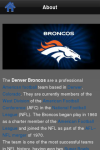 Broncos Fans screenshot 2/6