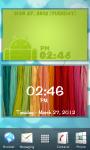 Digital Clock Widget - Likebit screenshot 4/4