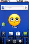 Smiley Battery Widget Volume 1 screenshot 3/3