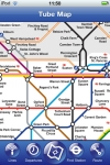 Tube Map - mxData Ltd screenshot 1/1