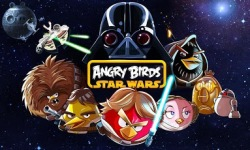 Angry Birds Star Wars screenshot 1/5