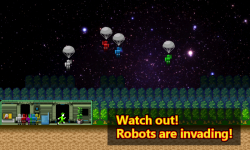 Oh Noes Robots FREE screenshot 2/6