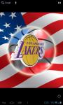 LA Lakers 3D Live Wallpaper FREE screenshot 2/6