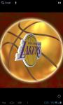 LA Lakers 3D Live Wallpaper FREE screenshot 3/6