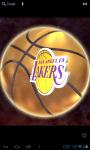 LA Lakers 3D Live Wallpaper FREE screenshot 4/6