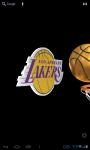 LA Lakers 3D Live Wallpaper FREE screenshot 5/6