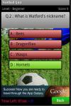 Foot ball Quizs screenshot 2/3