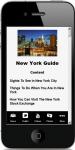 Guide To New York screenshot 4/4