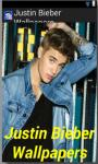 Justin Bieber Wallpapers App screenshot 1/4
