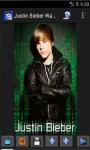 Justin Bieber Wallpapers App screenshot 3/4