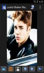 Justin Bieber Wallpapers App screenshot 4/4