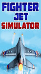 Fighter Jet Simulator – Free screenshot 1/6