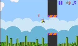 Flappy Hummingbird v2 screenshot 2/2