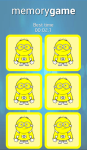 Despicable Memory Game screenshot 1/3