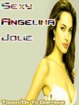 Sexy Angelina Jolie screenshot 3/3