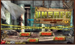 Free Hidden Object Games - Unsafe screenshot 1/4